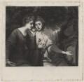 Harriet Bouverie (née Fawkener, later Lady Robert Spencer); Frances Anne Crewe (née Greville), Lady Crewe, by Samuel William Reynolds, after  Sir Joshua Reynolds - NPG D42052