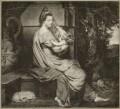 Harriet Bouverie (née Fawkener, later Lady Robert Spencer); Edward Bouverie, sold by James Watson, sold by  Butler Clowes, after  Sir Joshua Reynolds - NPG D42054