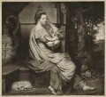 Harriet Bouverie (née Fawkener, later Lady Robert Spencer); Edward Bouverie, sold by James Watson, sold by  Butler Clowes, after  Sir Joshua Reynolds - NPG D42055
