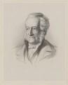Sir Edward Hardinge John Stracey, 2nd Bt, by Richard James Lane, after  (Anthony) Frederick Augustus Sandys - NPG D42062