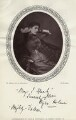 Myra Holme (Myra Emily (née Moore), Lady Pinero) as Clara Dart in 'The Mighty Dollar', by Lock & Whitfield, published by  Charles Dickens & Evans - NPG x18540
