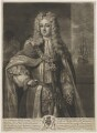Thomas Wentworth, 1st Earl of Strafford, by John Simon, published by  Edward Cooper, after  Charles D'Agar - NPG D42075