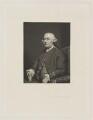 William Strahan, by Charles Algernon Tomkins, after  Sir Joshua Reynolds - NPG D42077