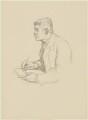 William Strang, by Sir William Rothenstein - NPG D42079