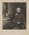 Joseph Strutt, by John Linnell, published by  Moseley & Nephew - NPG D42093