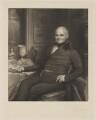 Joseph Strutt, by John Linnell, published by  Moseley & Nephew - NPG D42094