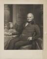 Joseph Strutt, by John Linnell, published by  Moseley & Nephew - NPG D42095