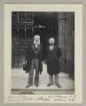 Daniel Tallon; Patrick O'Brien, by Sir (John) Benjamin Stone - NPG x134983