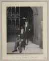 Sir Edward James Reed; Edward Tennyson Reed, by Sir (John) Benjamin Stone - NPG x134989