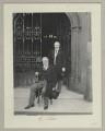 Sir Edward James Reed; Edward Tennyson Reed, by Sir (John) Benjamin Stone - NPG x134990