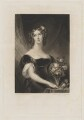 Mrs William Stuart, by Samuel William Reynolds, published by  Colnaghi, Son & Co, after  Mrs J. Robertson - NPG D42105