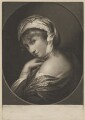 Miss Stuart, by Valentine Green, after  George Willison - NPG D42107