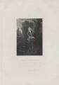 Prince Charles Edward Stuart, by Edward Scriven, published by  Charles Tilt - NPG D42119