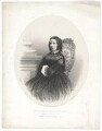 Harriet Beecher Stowe, by Leopold Grozelier, printed and published by  Benjamin W. Thayer & Co, after  Silsbee & Masury - NPG D42121