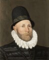 Oliver St John, 1st Baron St John of Bletso, by Arnold Bronckorst - NPG 6919