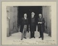 William Kidston; William Booth; David Lloyd George, by Benjamin Stone - NPG x135014