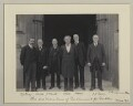 'The Six Members of Parliament for Dublin', by Sir (John) Benjamin Stone - NPG x135019