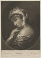 Miss Stuart, by Valentine Green, printed for and published by  Robert Sayer, after  George Willison - NPG D42149