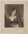 Catherine Capell-Coningsby (née Stephens), Countess of Essex, by Henry Meyer, published by  Abraham Wivell, after  George Henry Harlow - NPG D42154