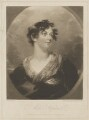 Catherine Capell-Coningsby (née Stephens), Countess of Essex, by William Say, published by  Edward Orme, after  George Henry Harlow - NPG D42155