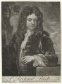 Sir Richard Steele, sold by John Bowles, after  Sir Godfrey Kneller, Bt - NPG D42161