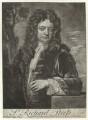 Sir Richard Steele, sold by John Bowles, after  Sir Godfrey Kneller, Bt - NPG D42161