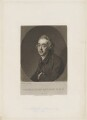 George Steevens, by Thomas Hodgetts, published for  John Samuel Murray, after  Johan Joseph Zoffany - NPG D42162