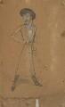 James Abbott McNeill Whistler, by Sir Leslie Ward - NPG 1700a