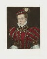 Called Mary, Queen of Scots, after Henry Bone, possibly after  Anthonis Mor (Antonio Moro) - NPG D41904