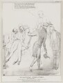 Political Symptoms, by John ('HB') Doyle, published by  Thomas McLean - NPG D41105