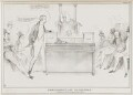 Parliamentary Eloquence, by John ('HB') Doyle, published by  Thomas McLean - NPG D41107