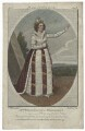 Elizabeth Whitlock (née Kemble), by Philipp Audinet, published by  John Bell, after  Samuel De Wilde - NPG D41913