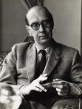 Philip Larkin, by Rollie McKenna - NPG P1675