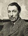 (Frederick) Louis MacNeice, by Rollie McKenna - NPG P1676