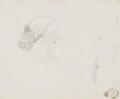Dinah Maria Craik (née Mulock), by Amelia Robertson Hill (née Paton) - NPG 2544a