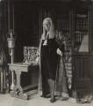 Richard Burdon Haldane, Viscount Haldane, by Carl Vandyk - NPG x134967