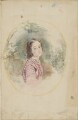 Unknown sitter, probably by Sir William Charles Ross - NPG D42210