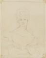 Probably Mrs Bankes (née Nugent), probably by Sir William Charles Ross - NPG D42223
