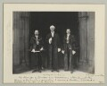 'The Sheriffs of London and Middlesex attending at the House of Commons according to ancient custom to present a petition at the Bar of the House', by Sir (John) Benjamin Stone - NPG x135144