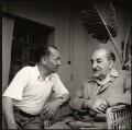 Sarkis Arutchian; Avetik Sahak Isahakyan, by Ida Kar - NPG x135158