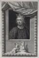 King John, by George Vertue - NPG D42230