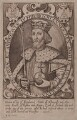 King John, after Renold or Reginold Elstrack (Elstracke) - NPG D42229