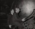 Vladislav Mstislavovich ('V.M') Zimenko; Sir Charles Thomas Wheeler, by Ida Kar - NPG x135186