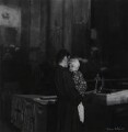 'Mother and child in a church in Moscow', by Ida Kar - NPG x135216