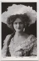 Lily Elsie (Mrs Bullough), by Bassano Ltd, published by  Rotary Photographic Co Ltd - NPG x135256