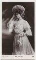 Lily Elsie (Mrs Bullough), by Lafayette, published by  Rapid Photo Co - NPG x135259