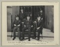 Group at the Houses of Parliament, by Sir (John) Benjamin Stone - NPG x135298