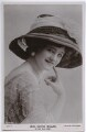 Gertie Millar as Mary Gibbs in 'Our Miss Gibbs', by Rita Martin, published by  J. Beagles & Co - NPG x131562