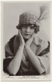 Gertie Millar as Nancy Joyce in 'The Dancing Mistress', by Rita Martin, published by  J. Beagles & Co - NPG x131567