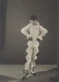 Boy in fancy dress, by Howard Instead - NPG Ax25012